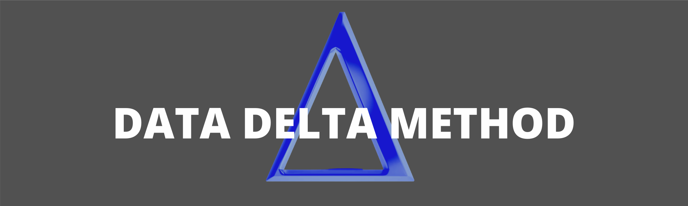 Data Delta Method